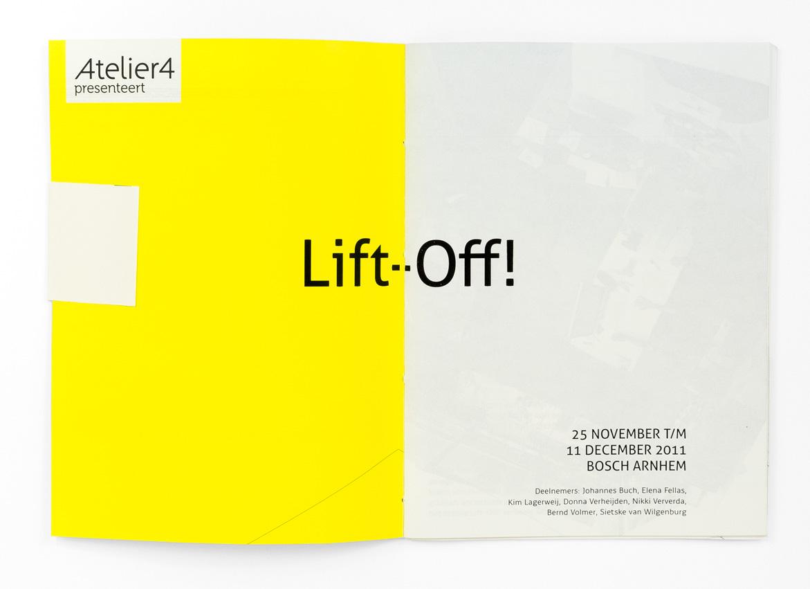 Publicatie Lift-Off!