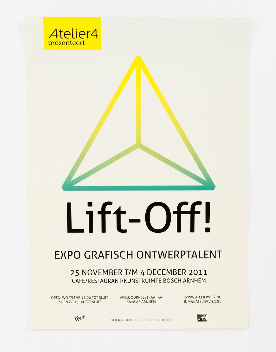 Affiche Lift-Off!