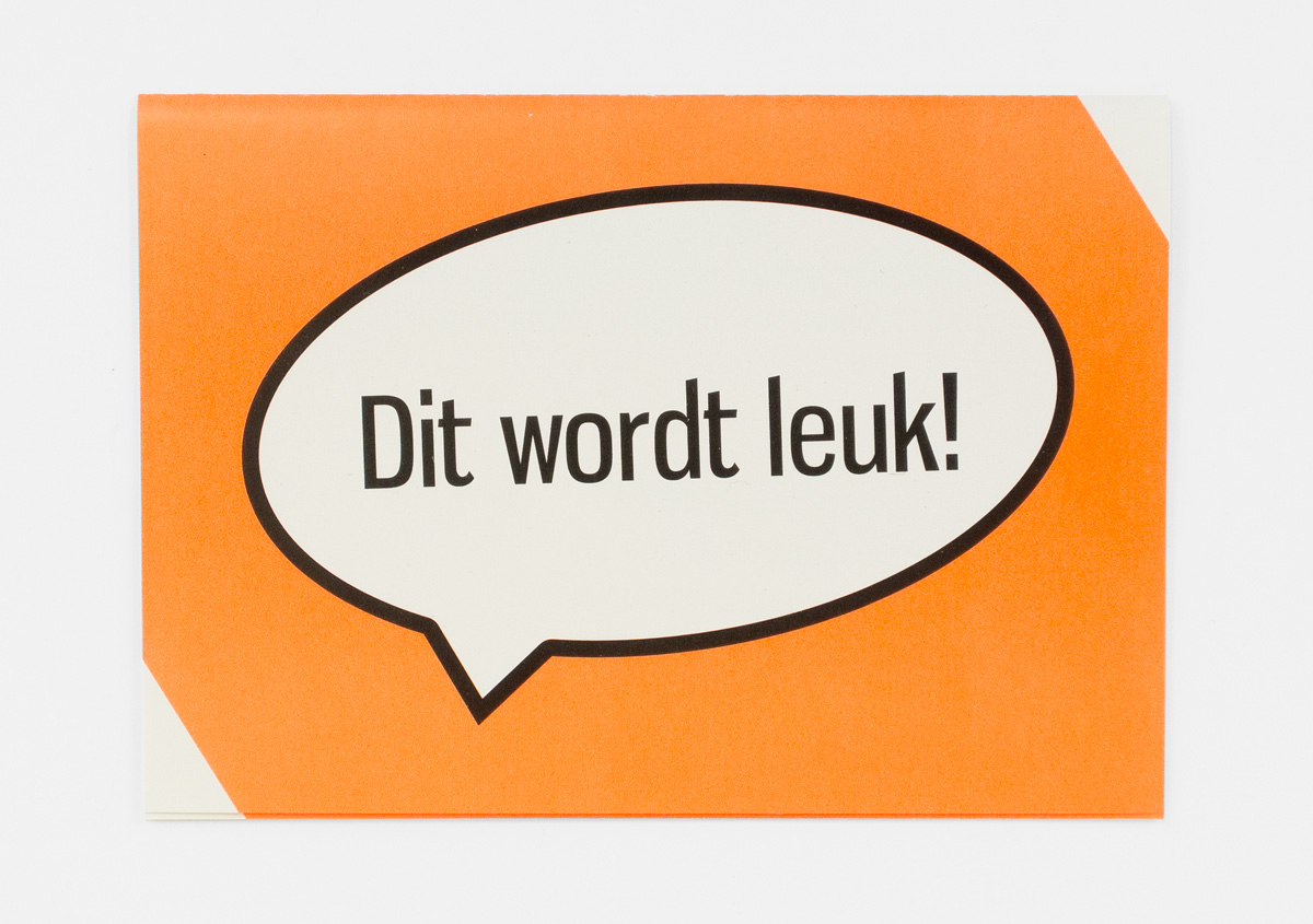 Cultuurscouts Arnhem, folder