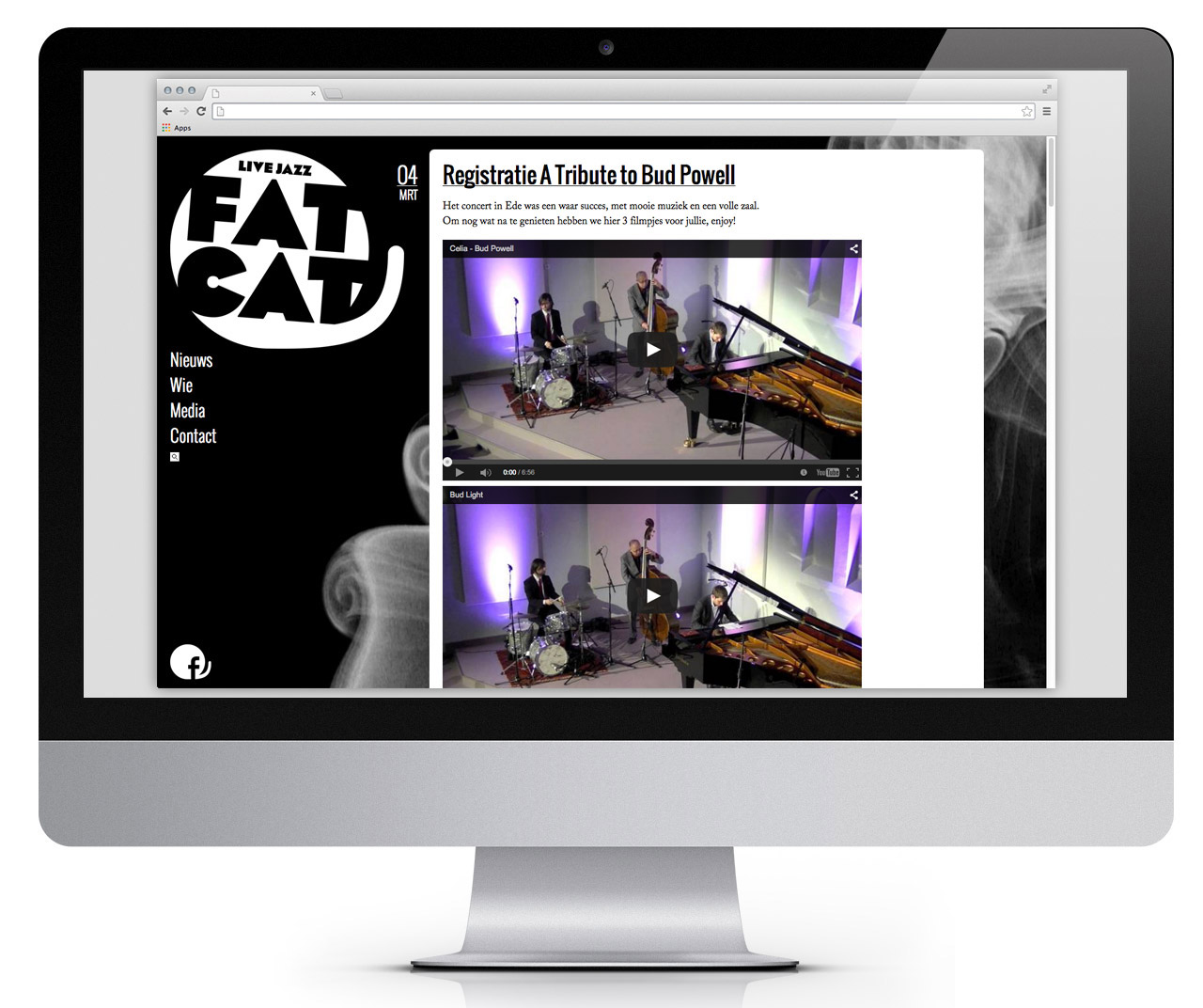 Website fat-cat.nl