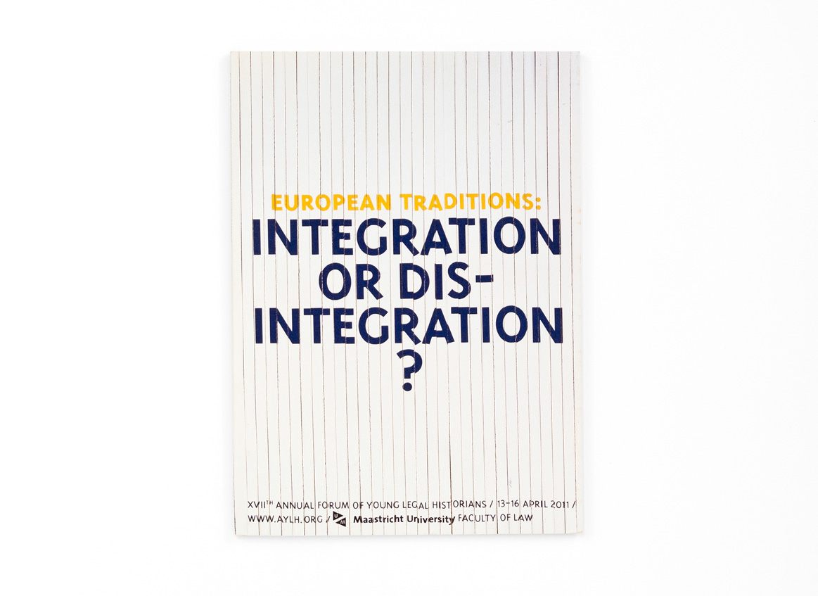 Boek Integration or Disintegration?