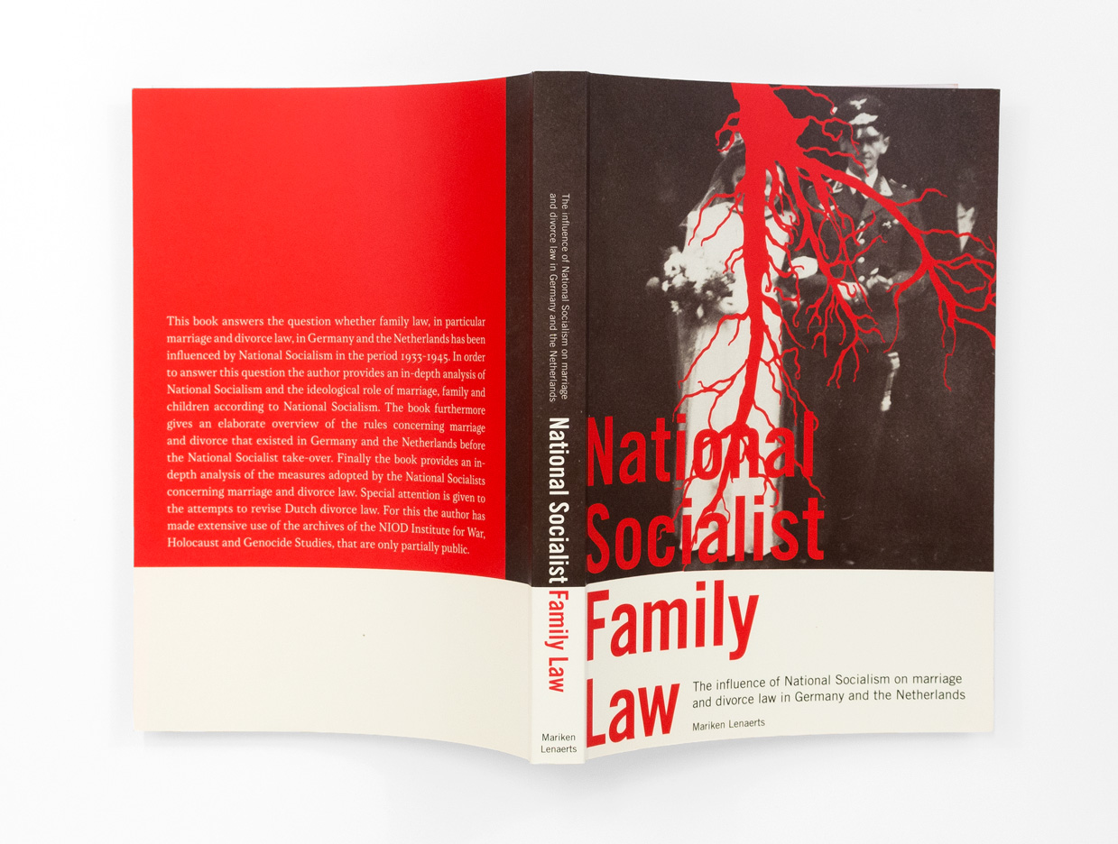 National Socialist Family Law, omslag