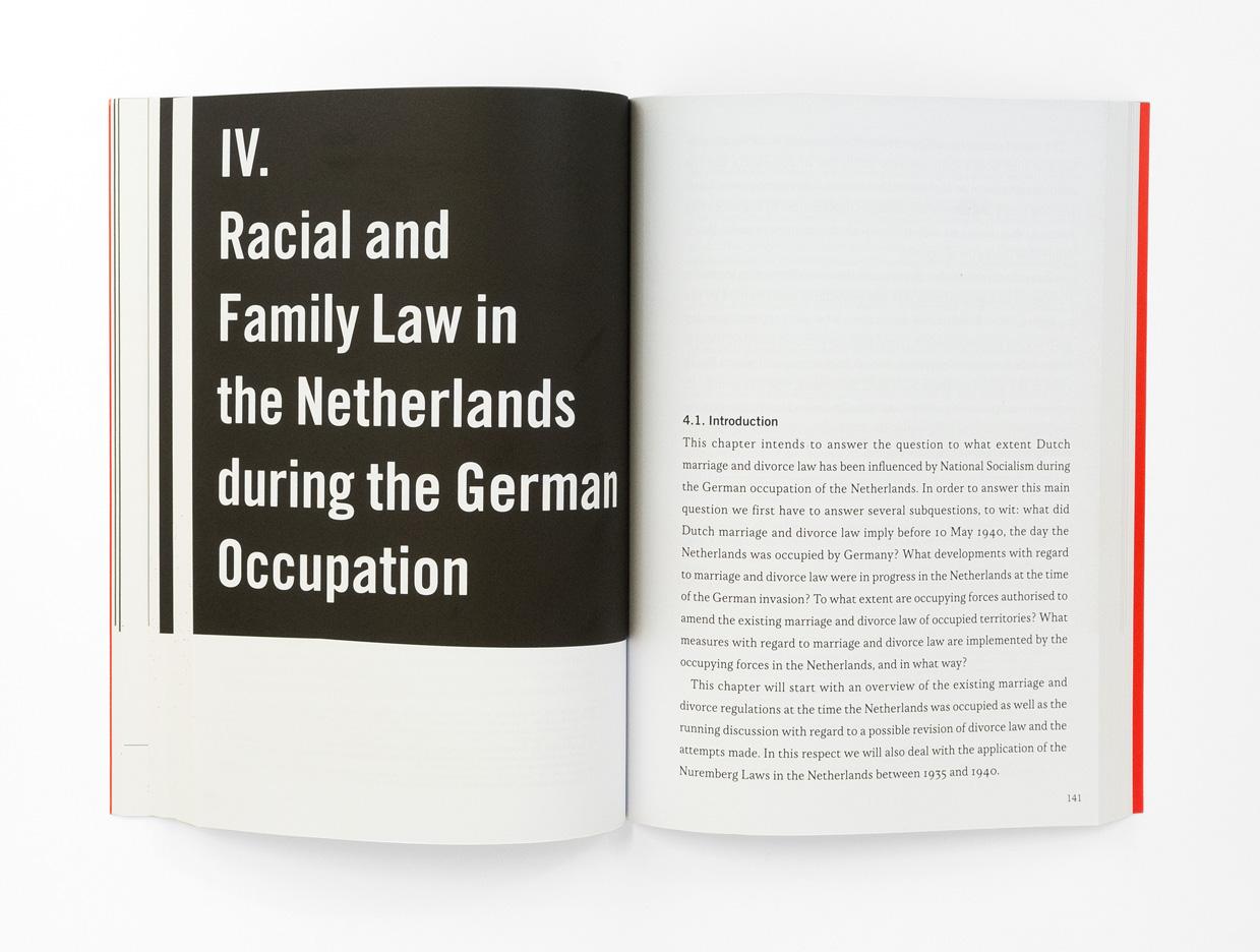 National Socialist Family Law, proefschrift