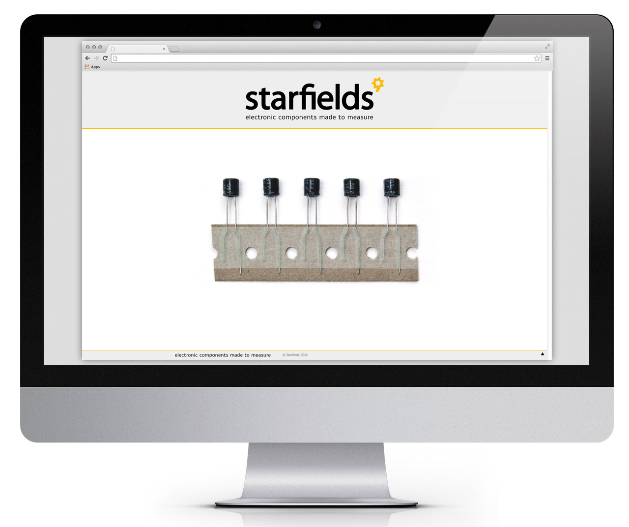Starfields', website