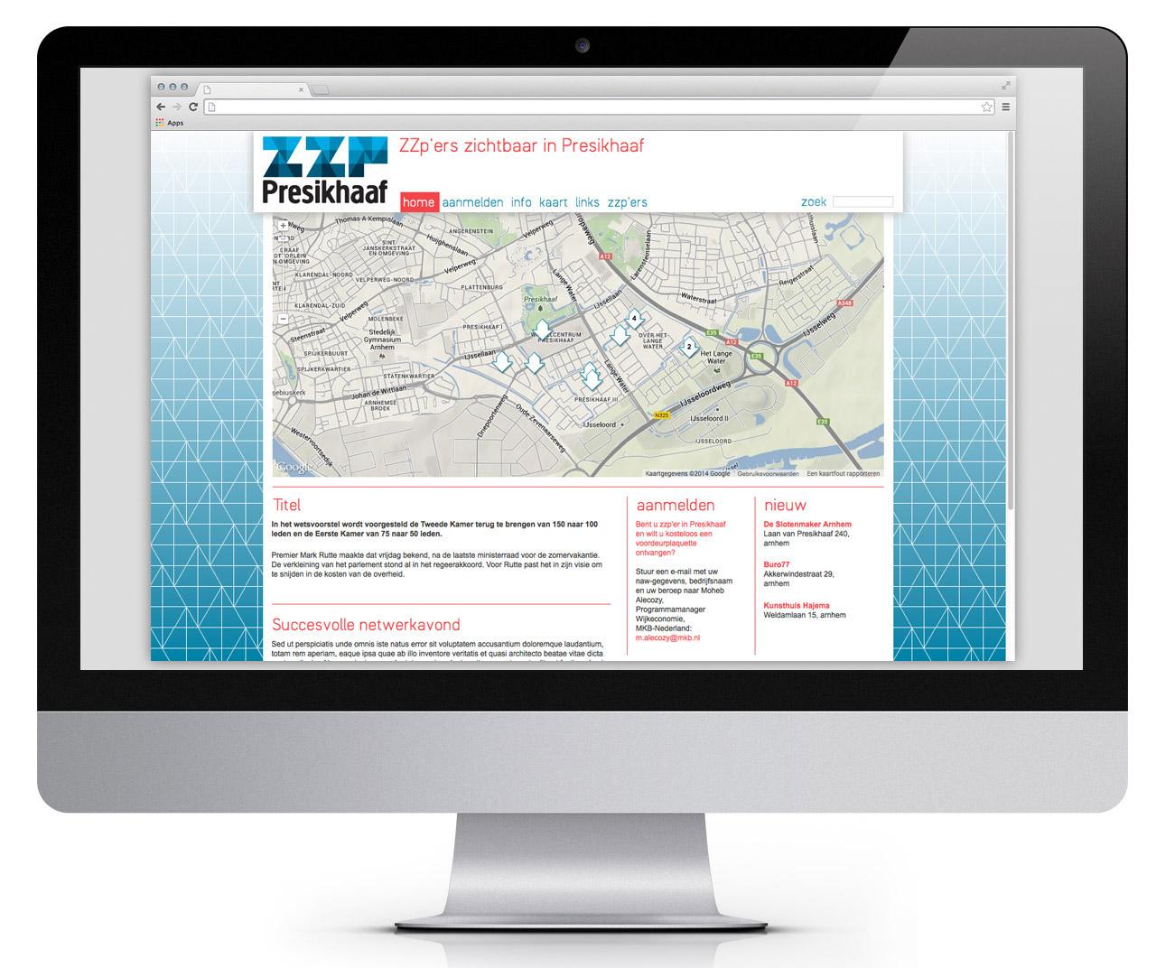 ZZP Presikhaaf, website (†)